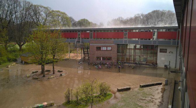 Schule Dampf