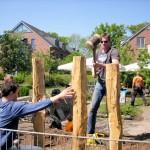 Die Holzhammer-Methode!