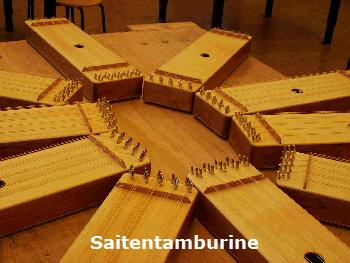 Saitentambourine