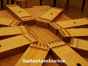 Saitentambourine